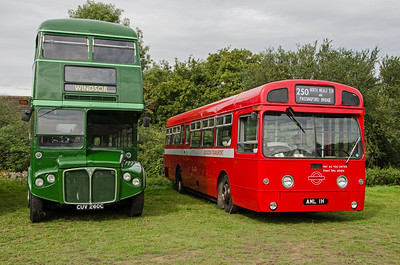 RCL2260 and SM1 at North Weald