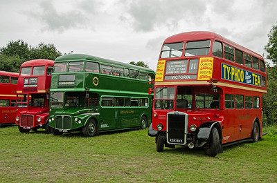 RM298, RCL2260 and RTL139 at North Weald