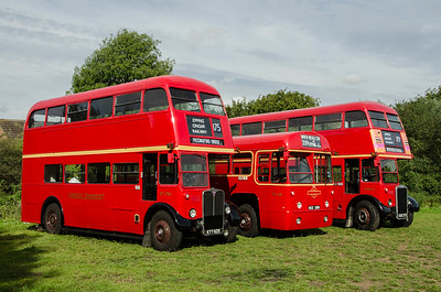 RT1790, RF401 and RTW75 at North Weald
