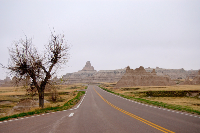 Road to the Badlands, SD
