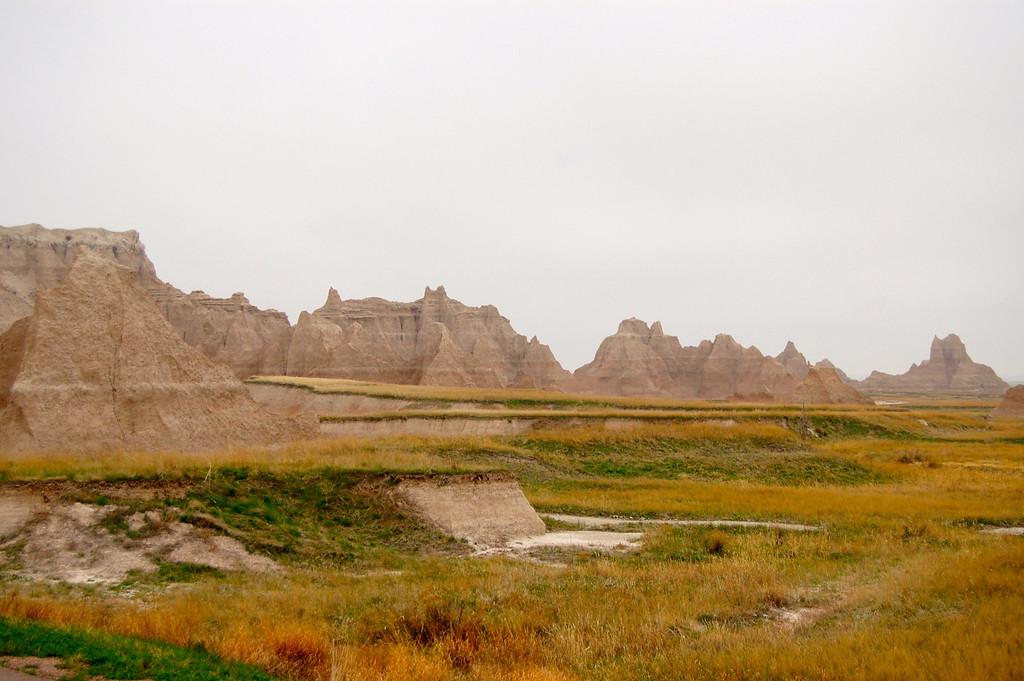 Badlands, NP, South Dakota