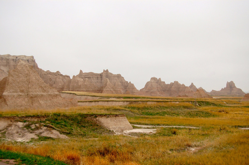 Badlands, NP, South Dakota