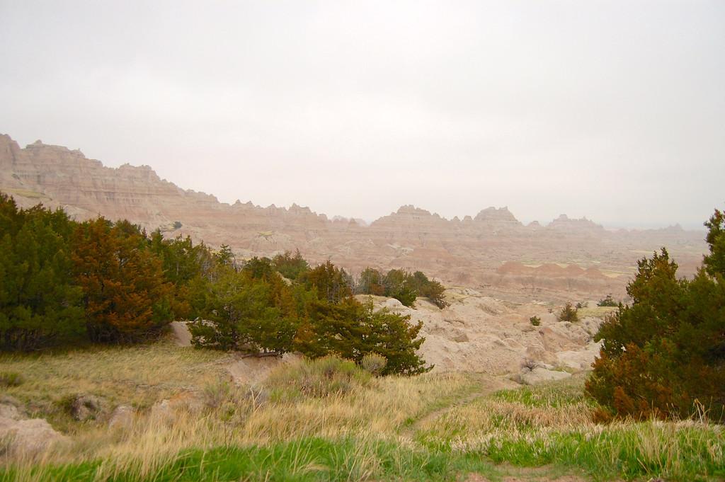 South Dakota's finest Park, Badlands