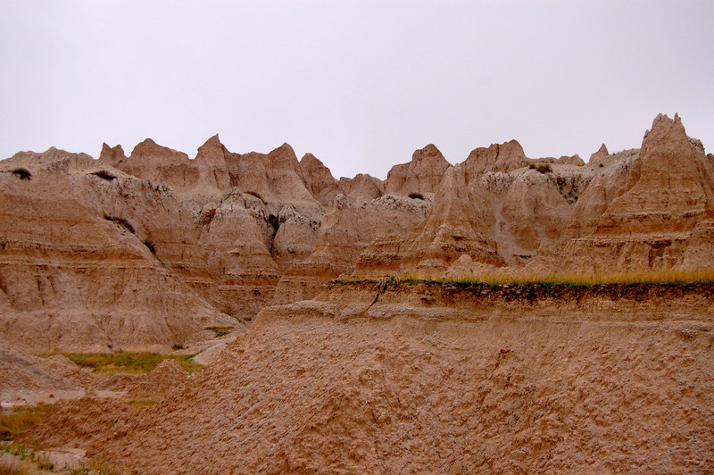 Towers at Badlands, NP