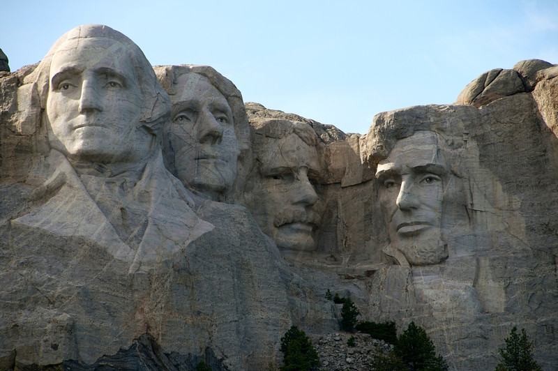 Mt. Rushmore, SD