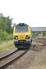 70 005 eases round the curve heading towards Platform 3 @ Earlestown & Warrington Bank Q