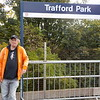 Pic 2 of 5: Trafford Park Station in book Station # 710 done 21st Oct 2019