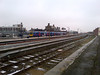 over view showing the once big station that Cleethorpes was