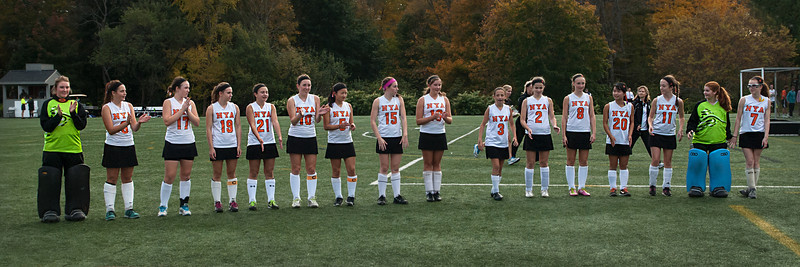 NYA_Field Hockey_Senior Parents Day_Oct 15, 2013