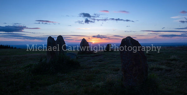 Last Light at The Lordstones