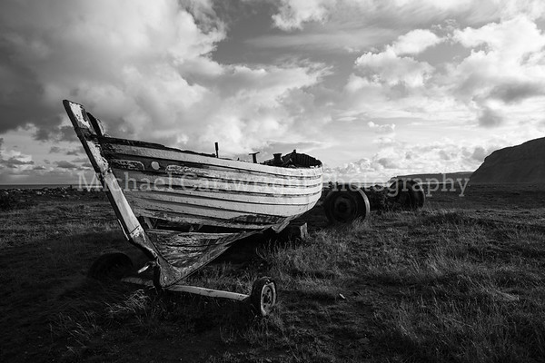 Fishing Boat, Port Mulgrave