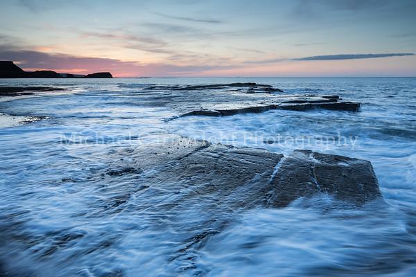 Incoming Tide, Saltwick Bay