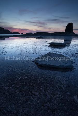 Black Nab, Saltwick Bay