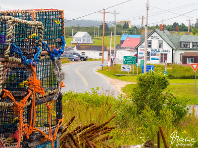 lobster traps in tiverton