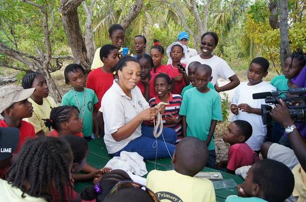 Caribbean Grantee Photos - don't use - no licenses