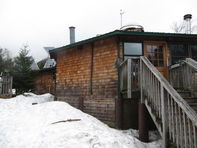 AMC Lonesome Lake Hut
