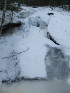 Mossy Falls Brook