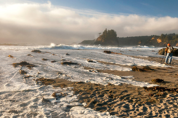 Trinidad State Beach, Humboldt County, CA