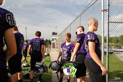 North Henderson Knights Football 2014
