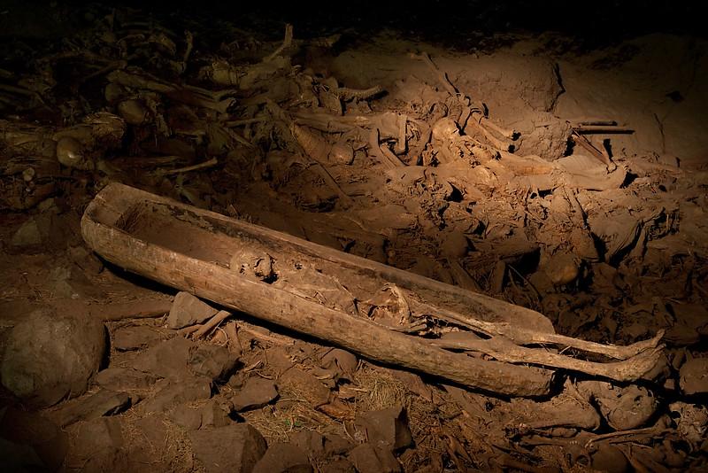 Mummified pilgrims (more than 10000), Yemrehanna Kristos - Lalibala
