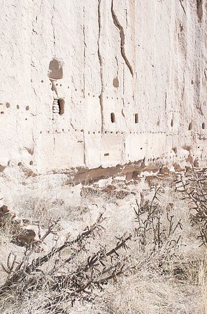 Bandelier Long House, NM