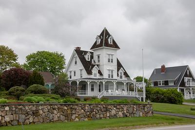 Classic coastal home.