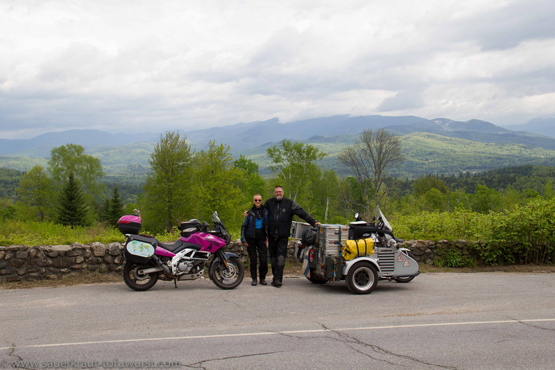 Family Portait in White Mountains, NH