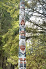 The Land Otter Pole at Totem Bight State Historical Park