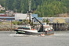 Ketchikan is home port for  variety of work boats, including crabbers, purse seiners, and gill nettes.