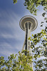 Space Needle at the Seattle Center