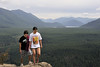 Hiking to Rattlesnake Ledge with Josh and Tiffany