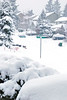 Ilwaco St during the Great Snow of '08