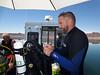 DM Brian on rebreather
