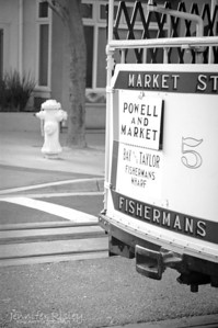 Powell & Market Cable Car