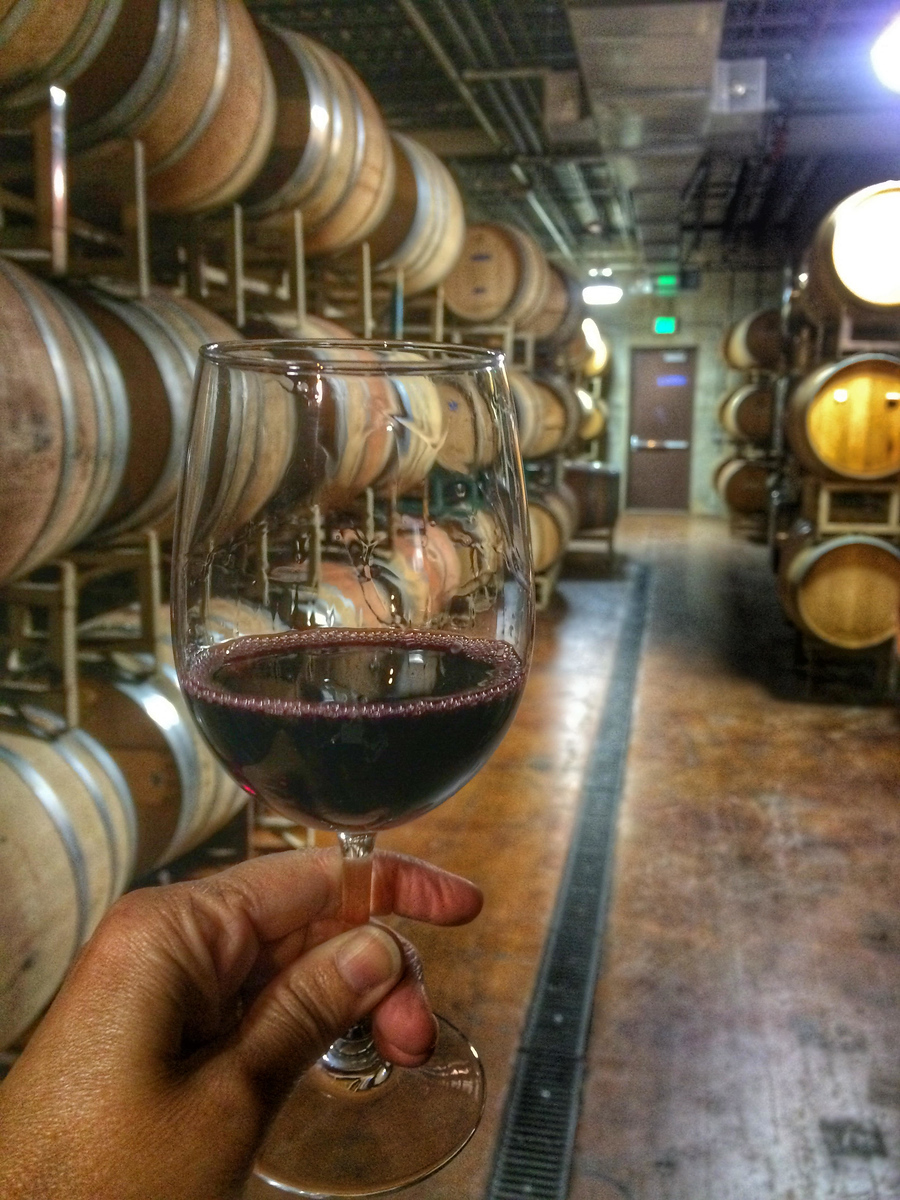 Taste wine directly from the barrel at the Monte De Oro winery, Temecula, Temecula Wineries, Monte De Oro Winery, wine tasting, Things to do in the San Jacinto Valley, Traveling Well For Less