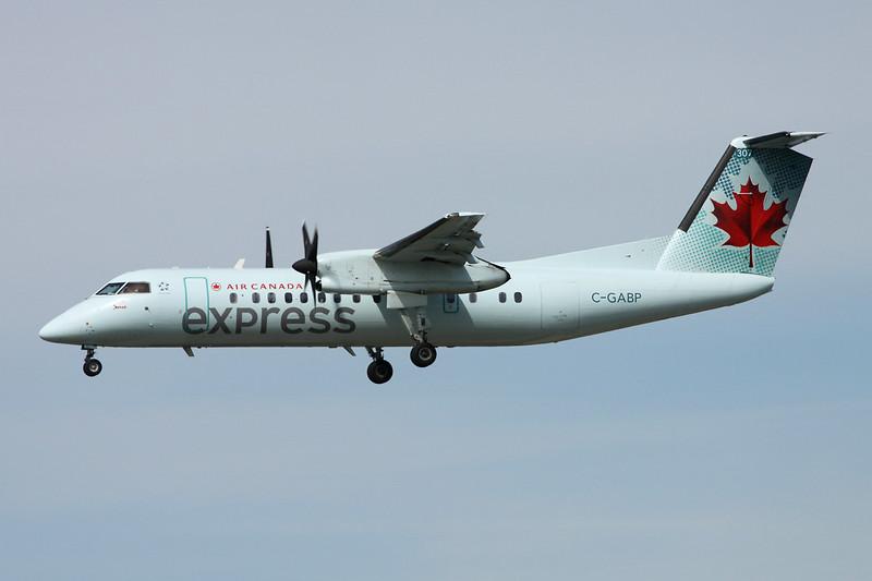 C-GABP de Havilland Canada DHC-8-311A c/n 257 Vancouver/CYVR/YVR 29-04-14