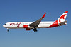 C-FMWQ Boeing 767-333ER c/n 25584 Las Vegas-McCarran/KLAS/LAS 13-11-16