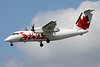 "C-GCTC de Havilland Canada DHC-8-102 c/n 065 Toronto/CYYZ/YYZ 01-05-14 ""Red Jazz"""