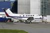 C-GAUI Beech 200 Super King Air c/n BB-853 Vancouver/CYVR/YVR 28-04-14