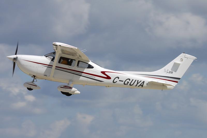 C-GUYA Cessna 182T c/n 182-810081 Oshkosh/KOSH/OSH 01-08-13