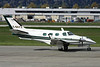 C-GKFX Beech A60 Duke c/n P-235 Vancouver/CYVR/YVR 27-04-14