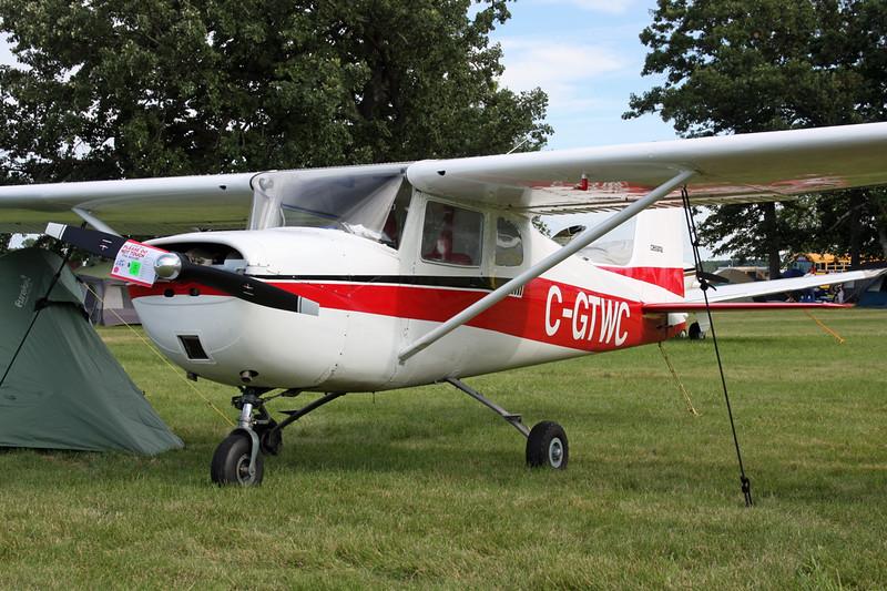 C-GTWC Cessna 150C c/n 150-60082 Oshkosh/KOSH/OSH 29-07-13