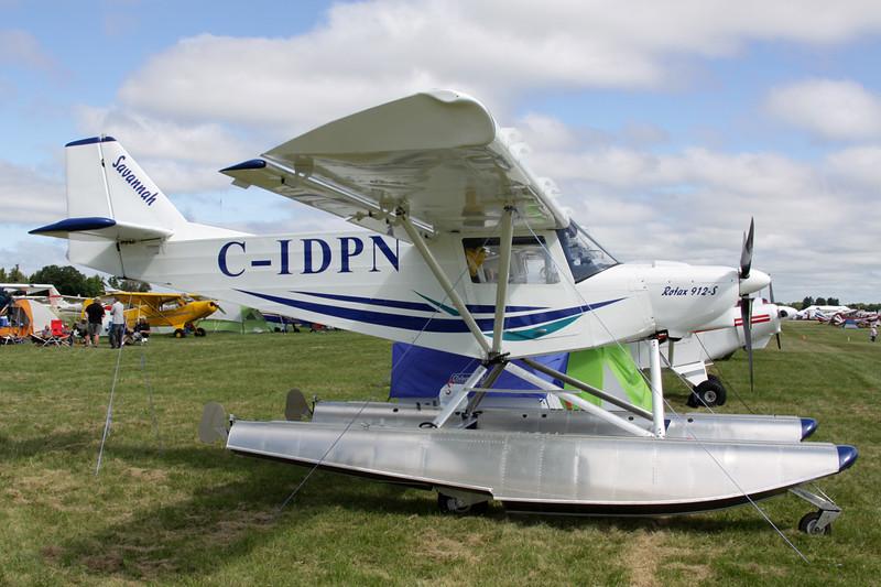 C-IDPN I.C.P. MXP-740 Savannah c/n 04-05-51-284 Oshkosh/KOSH/OSH 29-07-13