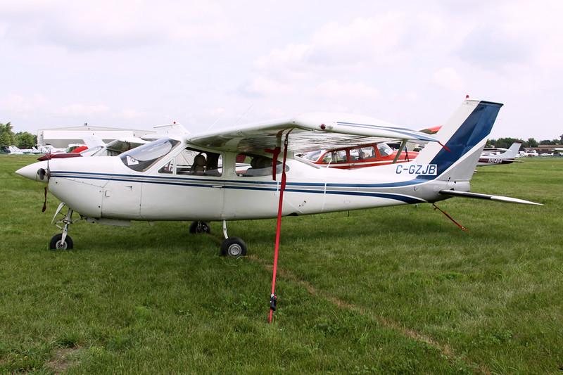 C-GZJB Cessna 177RG Cardinal RG c/n 177RG-1221 Oshkosh/KOSH/OSH 31-07-13