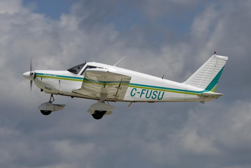 C-FUSU Piper PA-28-235 Cherokee c/n 28-10735 Oshkosh/KOSH/OSH 28-07-10