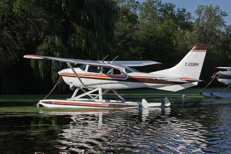 C-GDBM Cessna TU.206G c/n U206-06361 Oshkosh/KOSH/OSH 28-07-10