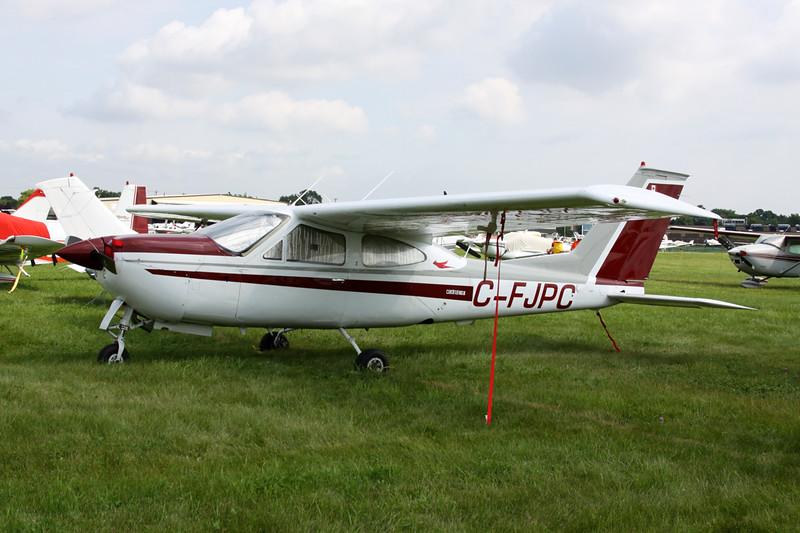 C-FJPC Cessna 177RG Cardinal RG c/n 177RG-1190 Oshkosh/KOSH/OSH 31-07-13