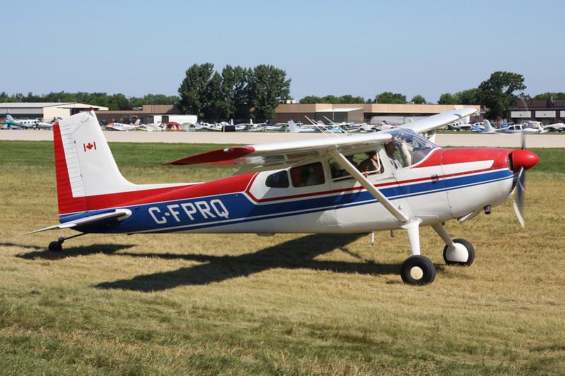 C-FPRQ Cessna 180G c/n 180-51316 Oshkosh/KOSH/OSH 01-08-13