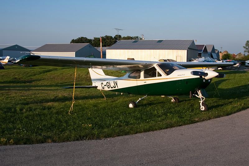 C-GLJY Cessna 177RG Cardinal c/n 177RG-1073 Fond du Lac/KFLD/FLD 25-07-10