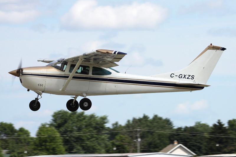 C-GXZS Cessna 182K c/n 182-57751 Oshkosh/KOSH/OSH 04-08-13